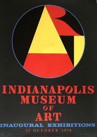 Robert Indiana, 'ART (Hand Signed & Dedicated)', 1970