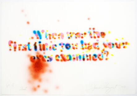 James Rosenquist, 'First', 1973