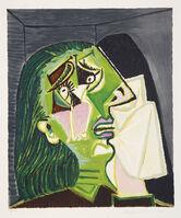 Pablo Picasso, 'Femme au Mouchoir', 1937