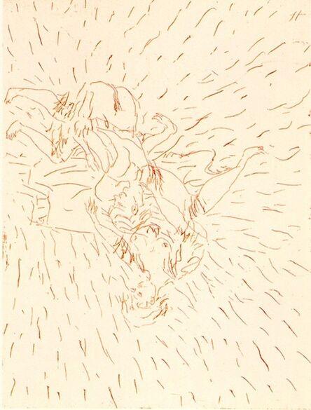 Georg Baselitz, 'Idyll ', 1999