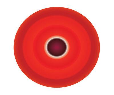 Ruth Adler, 'Red Circle', 2020