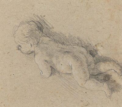 Baldassare Franceschini, 'Baby [verso]', late 1650s