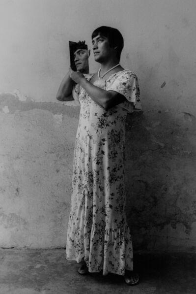 Graciela Iturbide, 'Magnolia con espejo', 1986