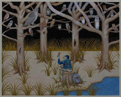 David Jien, 'The Knight Owls', 2010-2016