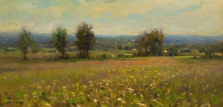 John MacDonald, 'Fields of July', 2017