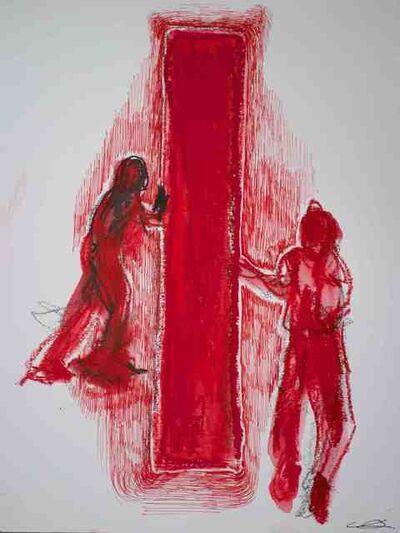 Chiharu Shiota, 'Red Door', 2013