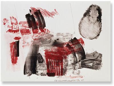 Robert Rauschenberg, 'Test Stone #3', 1967