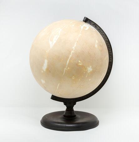 Agustina Woodgate, 'Untitled (World Globe)', 2019