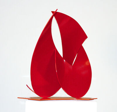 Graham Williams, 'Coloured Curves (325)', 2004