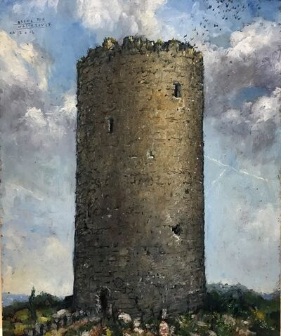 Chester Arnold, 'All Along the Watchtower', 2017