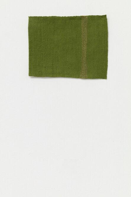 Helen Mirra, 'Potrero Meadow', 2016