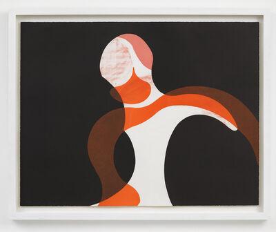 Howard Hodgkin, 'Girl at Night', 1966