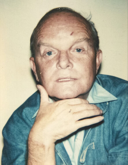 Andy Warhol, 'Truman Capote', 1977