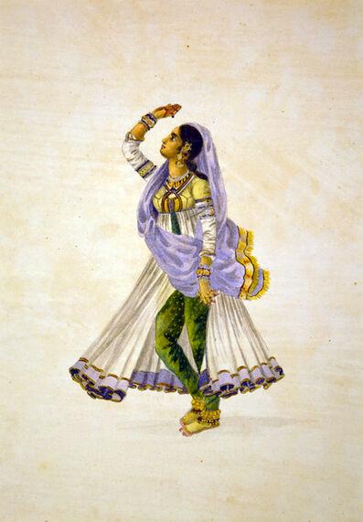 Unknown British, 'Lady Dancer'
