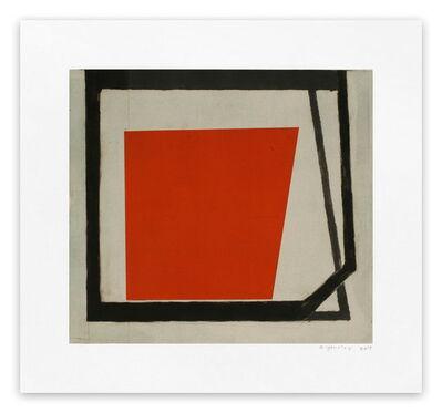 Elizabeth Gourlay, 'Winter Tulip 2 (Abstract print)', 2013
