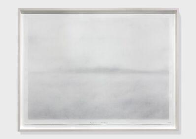 Spencer Finch, 'Fog (Penobscot Bay)', 2017