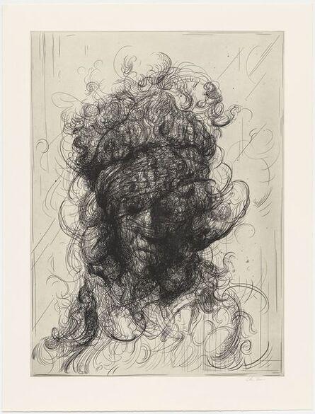 Glenn Brown, 'Half-Life #2 (after Rembrandt)', 2017