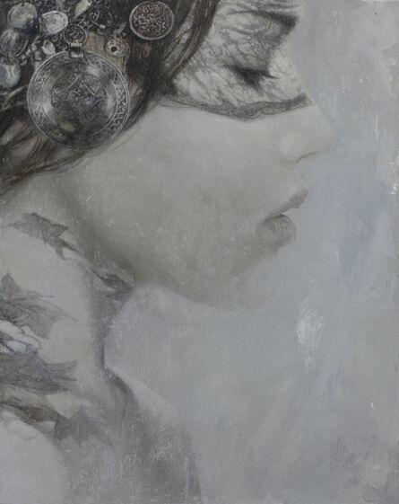 Rómulo Royo, 'Goddesses of Nibiru IX', 2014