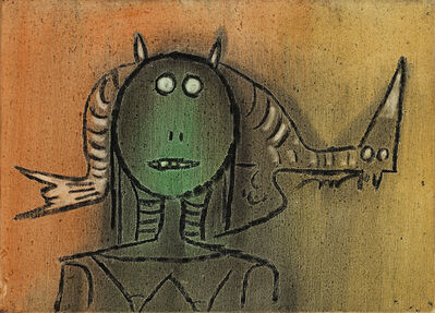 "Wifredo Lam, '""Untitled""', 1974"