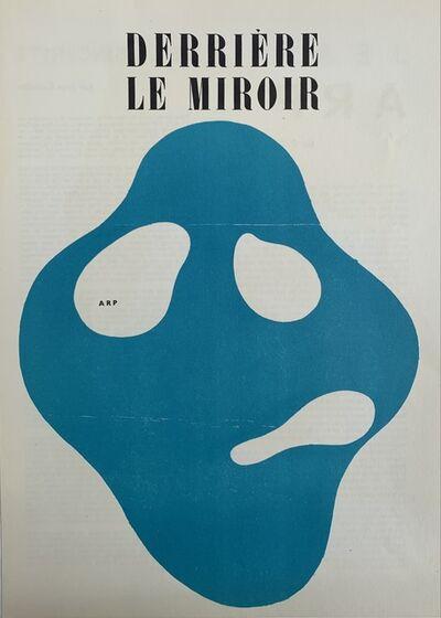 Hans Arp, 'Hans Arp, Blue, 1950', 1950