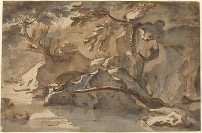 Herman van Swanevelt, 'Landscape'