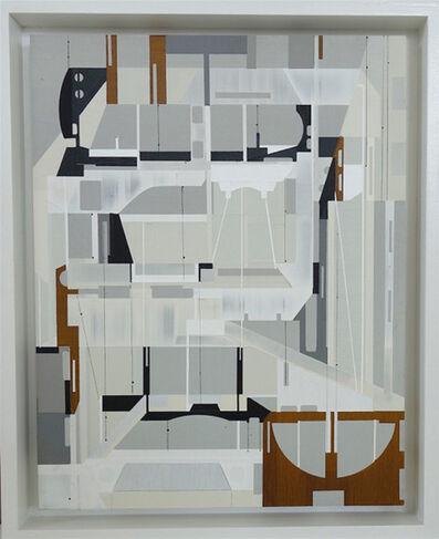 James Kennedy, 'Microsystem 1', 2017