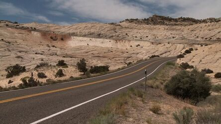 "James Benning, 'film still from ""small roads""', 2011"