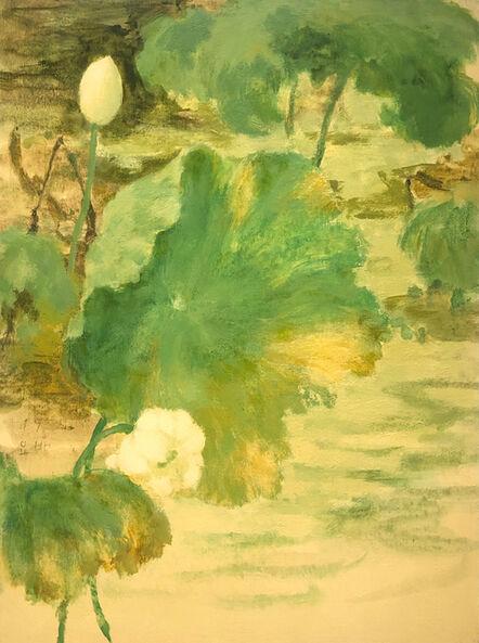 Kang Yobae, 'Contemplating Lotus I', 2020