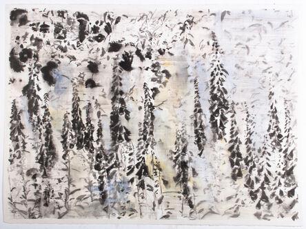 Uwe Wittwer, 'White Garden Negative', 2015