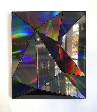Will Penny, 'GAMUT RELIEF LIX HOLO', 2020