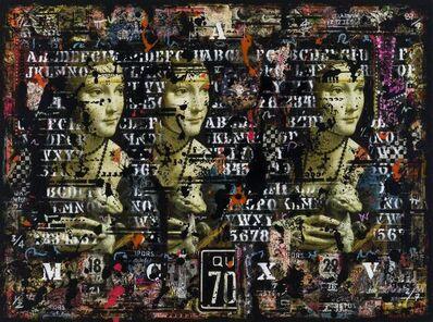 Jean-Daniel Rohrer, 'Anaphora III', 2021