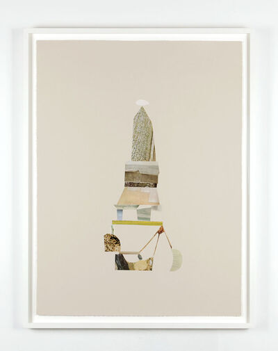 Maggie Groat, 'Proposal for a Monument', 2012