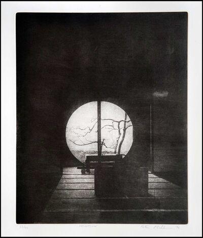 Peter Miller, 'Meigetsuin', 1996