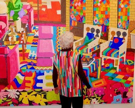 Lorraine Triolo, 'Scope NYC 2020 / Justin Samson', 2020