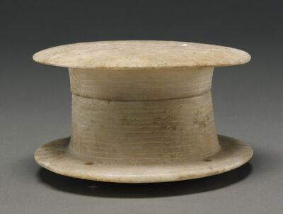 'Spool Pyxis with Lid', 2700 BCE -2200 BCE