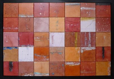 Marcia Myers, 'Color Journey MMVI-IV'