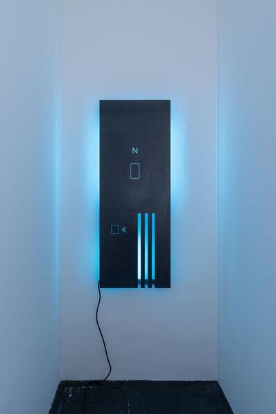 Niko Abramidis &NE, 'Cryptic Machine Prototype N6', 2020
