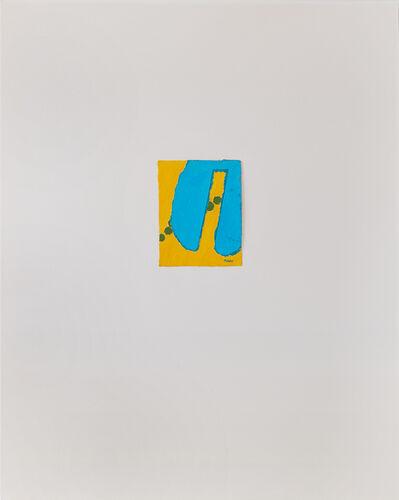 James Moore, 'Untitled III (Yellow Blue)', ca. 1978