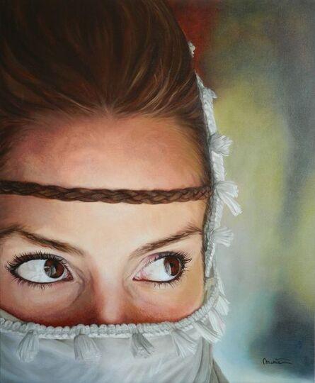 Mar Marin Leal, 'Abre Los Ojos', 2014