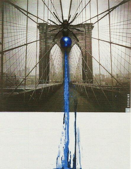 Anna Bella Geiger, 'Flumenpont nº1, Universe, New York', 2001