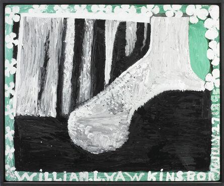 William Hawkins, 'Prudential Rock #2', 1989