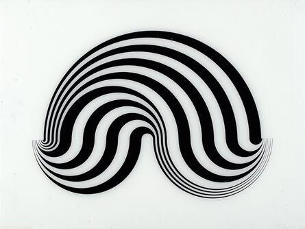 Bridget Riley, 'Untitled (Fragment 5)', 1965