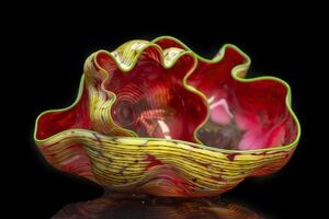 Dale Chihuly, 'Moroccan Macchia Pair', 2003