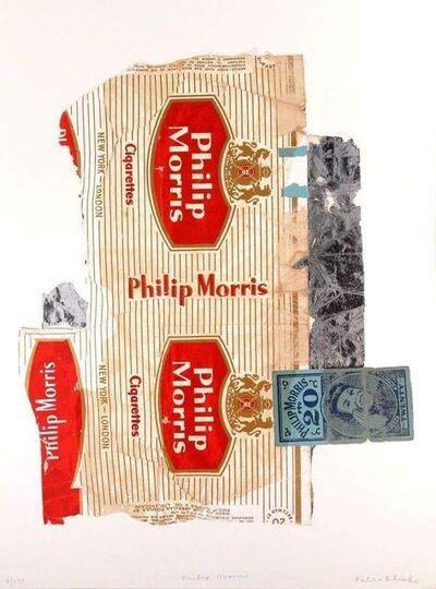 Peter Blake, 'Philip Morris', ca. 2020