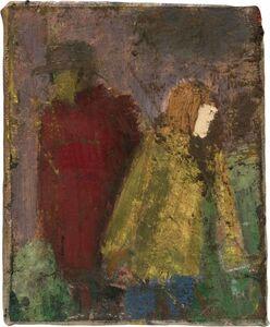 John Lees, 'Couple in Landscape', 2020