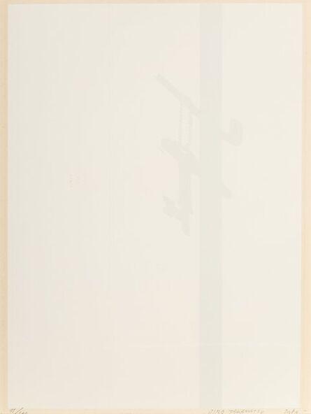 Jiro Takamatsu, 'Shadow Key', 1969