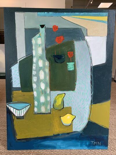 Trudi Norris, 'Picnic on the Loggia', 2020