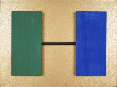 Osvaldo Mariscotti, 'Green Blue', 2014