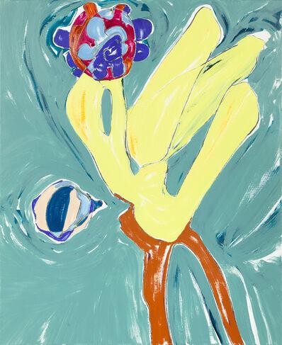 Nicola Tyson, 'Bouquet 2', 2020