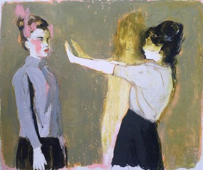 Mercedes Helnwein, '    Bob's Friends', 2015